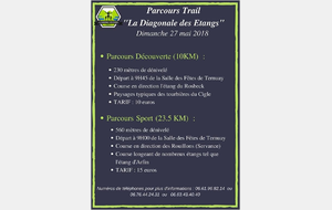 Trail de l'AS Melisey